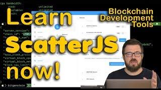 Scatter Integration Walkthrough #1 (Blockchain Development Tools for EOSIO by Peter Keay)