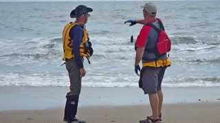 Sea Kayaking the Delmarva Penninsula