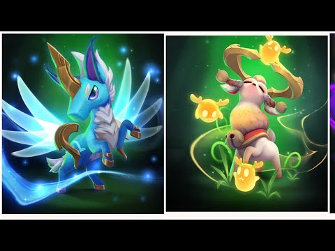 NEW LITTLE LEGENDS, PASS AND ARENAS! PBE