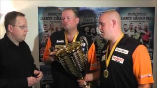 Netherlands Win The bwin World Cup of Darts - Raymond van Barneveld & Michael van Gerwen