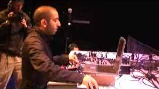 Aril Brikha live @ Fuse-In Detroit