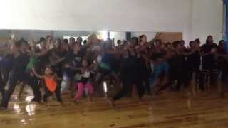 Haitian Folkloric Workshop with Marc-Elie Pierre - Yanvalou e Raboday