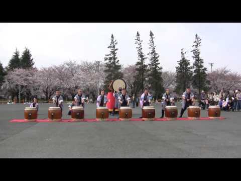 空自入間基地「修武太鼓」 Taiko Drum Performance By JASDF [HD]