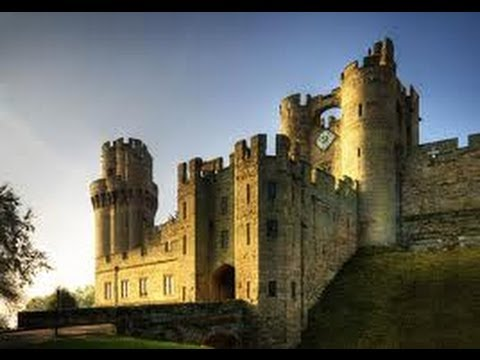 Reautiful Warwick Castle  UK Tour