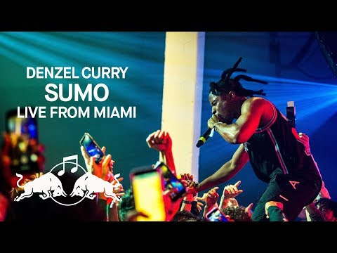 Denzel Curry - Sumo | Live at Red Bull Music Presents: Zeltron vs. Zombies