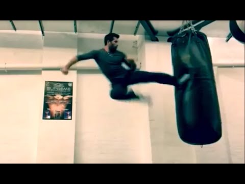 Scott Adkins (Yuri Boyka) training for Undisputed 4 letöltés