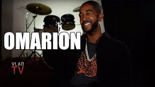 Omarion on Backstage Fight with B2K Members, Other 3 Members Dissing Him (Part 7)