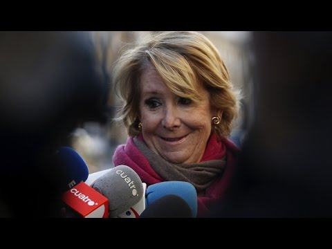DIRECTO | Declaración de Esperanza Aguirre en el Juicio del Caso Gürtel