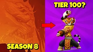 Is this the SEASON 8: TIER 100 SKIN in Fortnite?