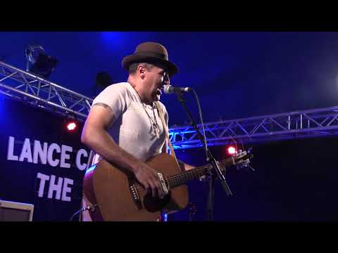 Lance Canales & The Flood video 3 @ (Ge)Varenwinkelfestival Herselt - 26/08/17