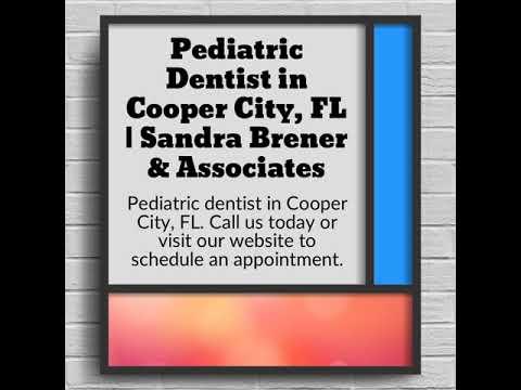 Pediatric Dentist in Cooper City, FL | Sandra Brener & Associates