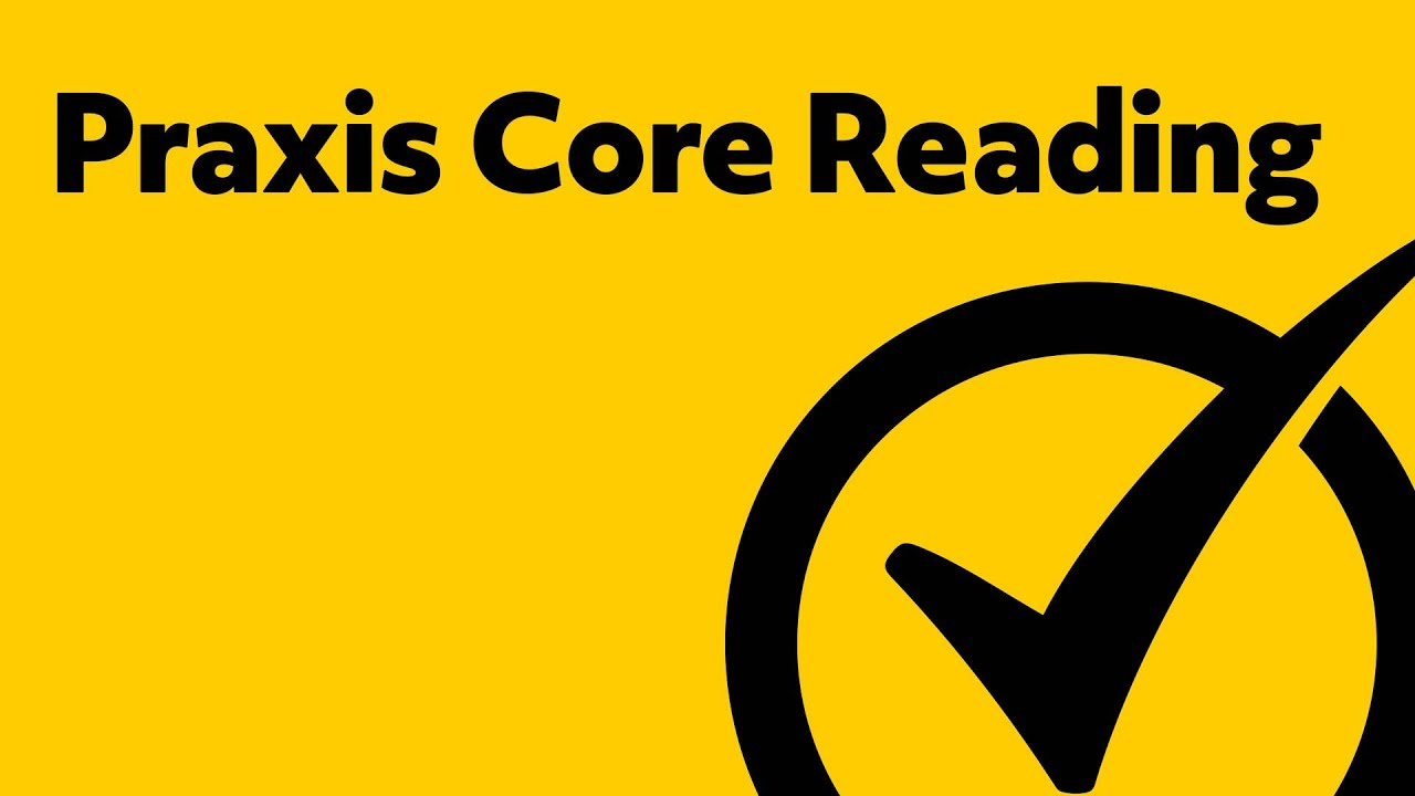 Core Academic Skills for Educators: Reading - ETS Home