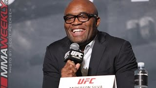 Anderson Silva Explains Why He Didn