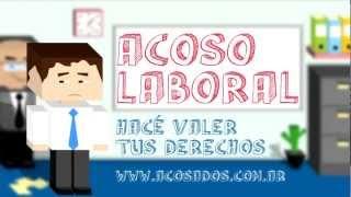 Acoso Laboral - (Mobbing)
