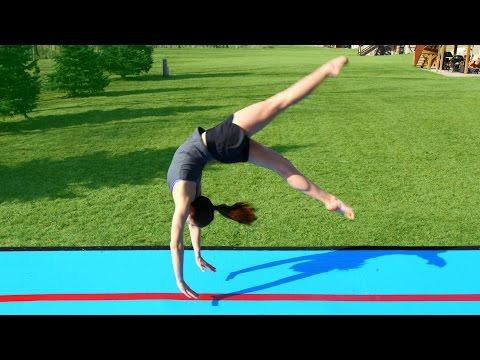 Gymnastics At Home | TheCheernastics2