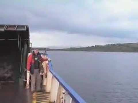 Ferry Mainland to Bere Island, Bantry Bay