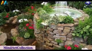 Stone and Rock Garden Decoration Idea Amzing Garden Design Ideas