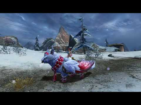 GW2 Cozy Wintersday Mounts Pack (1600 gems)