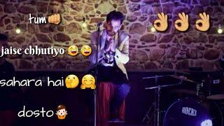 #Totalviral  | Tum Jaise Chutiyo Ka Sahara Hai Dosto | Official | Yaro Ne Mere Vaste | FRIENDS ANT