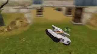 Танки Онлайн|Видео игры|2009|Только начинал играть