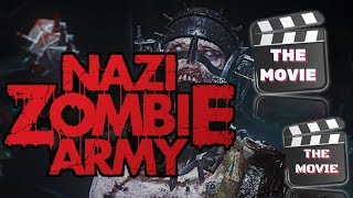 Call of Duty WW2 Nazi Zombies - Darkest Shore - The Movie - ww2 zombies