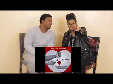 Armon and Tre ft  Queen No Strings Reaction!!!