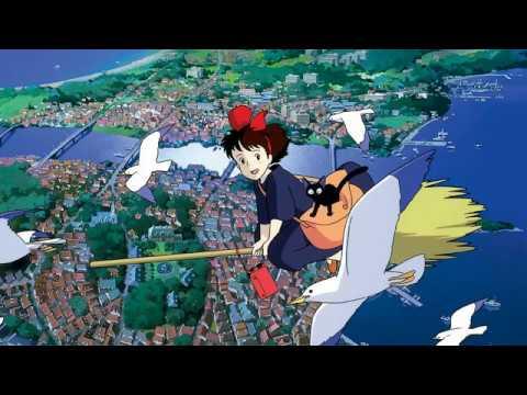 [Piano Version] Studio Ghibli Soundtrack Album CD1