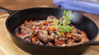 Persian Sumac Shrimp Recipe