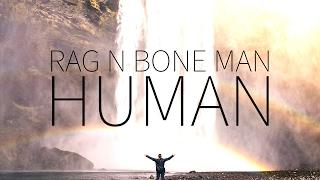 Rag N Bone Man  |  Human [Lyrics]