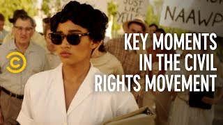Drunk History - Key Moments in the Civil Rights Movement