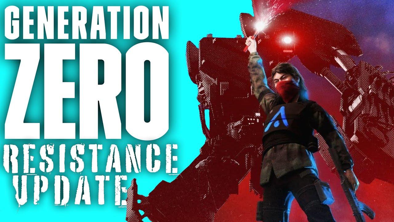 Download BASEBAU UPDATE!  ★ Generation Zero RESISTANCE ★ Multiplayer Survival PC WQHD Gameplay Deutsch German