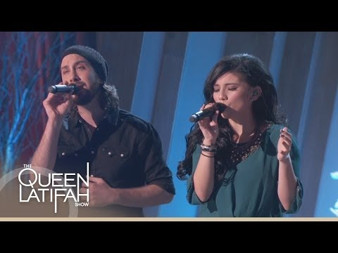 Pentatonix Performs 'Angels We Have Heard on High' on The Queen Latifah Show