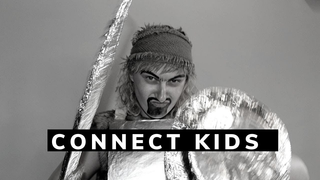 CONNECT KIDS at home 1 November 2020