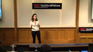 TEDxYaleWorldFellows - Maria Corina Machado - Democracy: Use It or Lose It