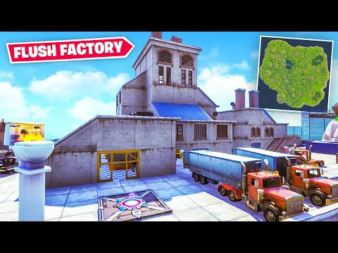 SEASON ONE MAP Hide & Seek in Fortnite thumbnail
