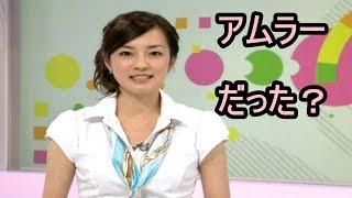 【衝撃告白】なんと鈴木奈穂子はアムラーだった? 新井恵理那 検索動画 19