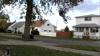 Rise Above BMX - Our first Bike Swing edit