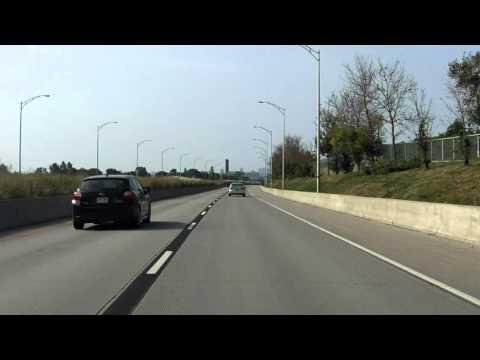 Souligny Avenue Expressway southbound [ALTERNATE TAKE]