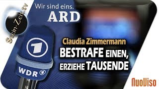 Bestrafe Einen, erziehe Tausende - Claudia Zimmermann im Gespräch mit Robert Stein