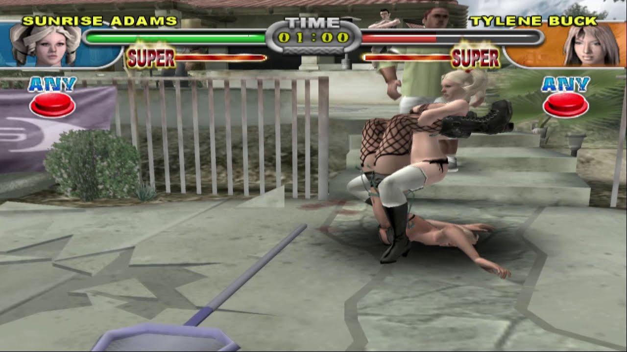 Download Backyard wrestling 2 | Sunrise Adams Submission #3 Ryona