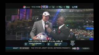 Rob Gronkowski drafted by Pats