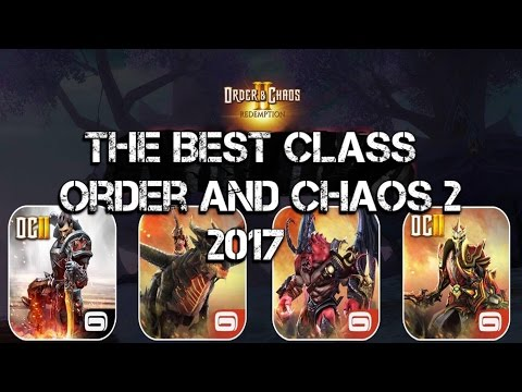 O&C 2: Redemption - The Best Class So Far - 2017