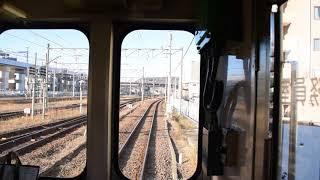 福島交通 飯坂線 曽根田駅~福島駅