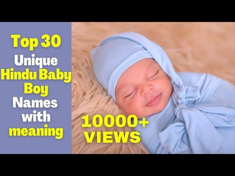 Top 30 Unique Hindu Baby Boy Names (2020-21) | Hindu Baby Boy Names | Spiritual Baby Boy Names |
