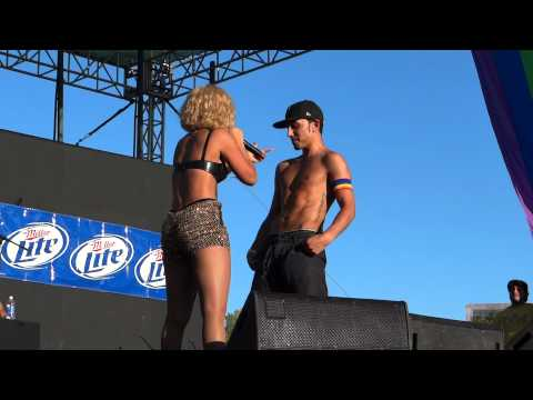 Kat DeLuna - Drop It Low (Live at San Jose Gay Pride) HD