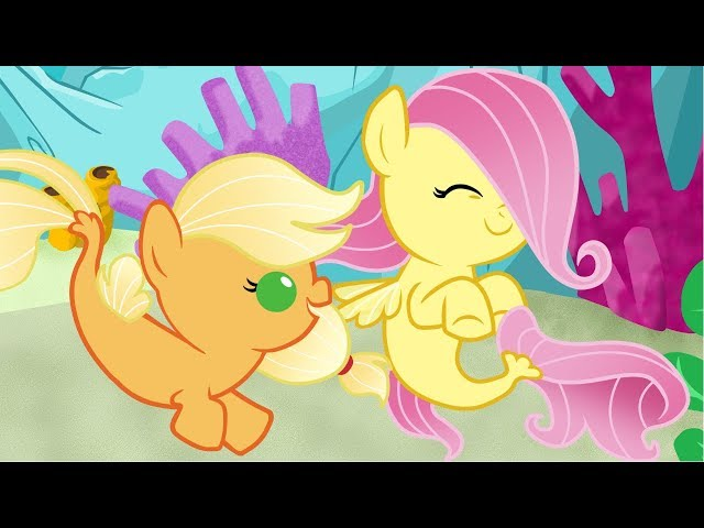 """""""My Little Pony: The Movie"""" as Told by Babies! (MLP Comic)"""