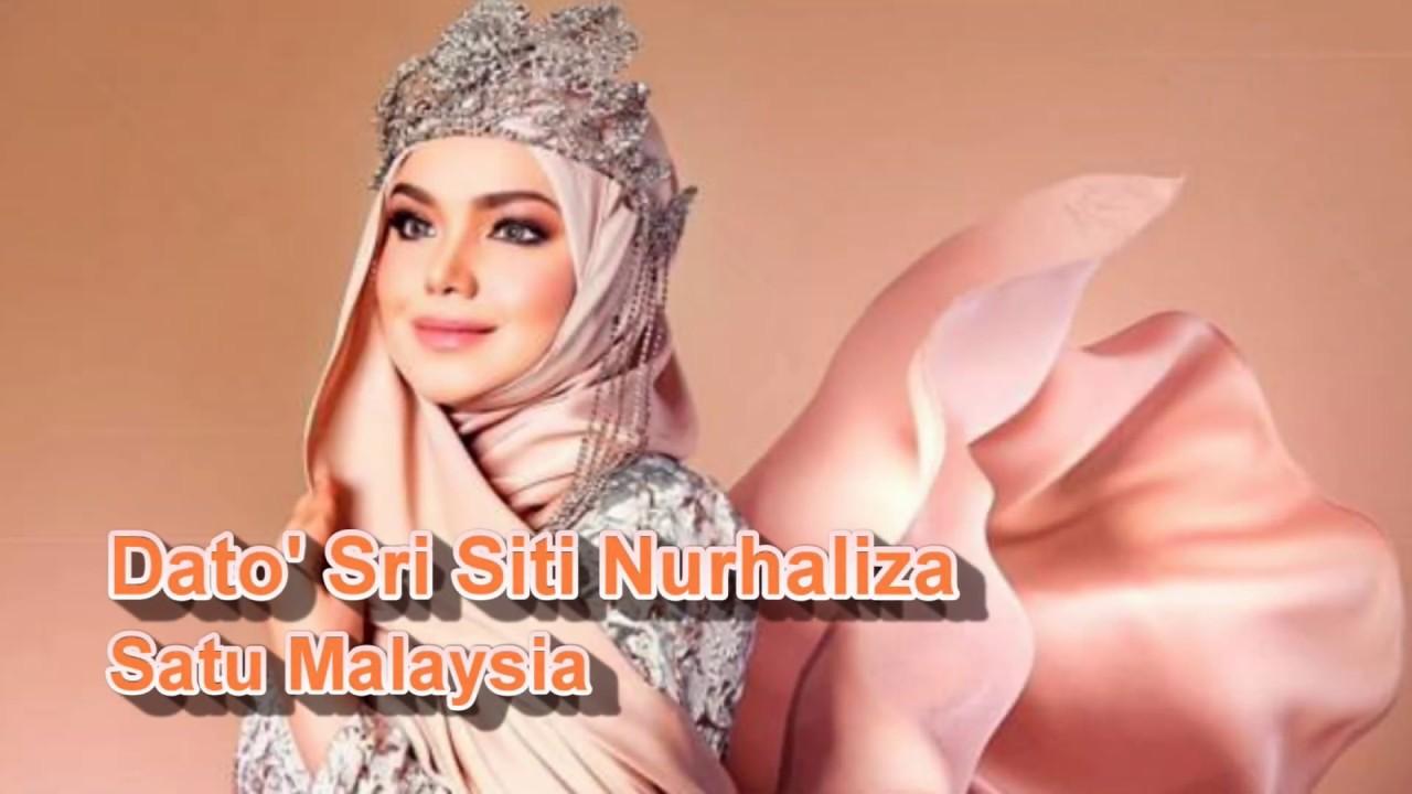 Download Dato' Sri Siti Nurhaliza - Satu Malaysia