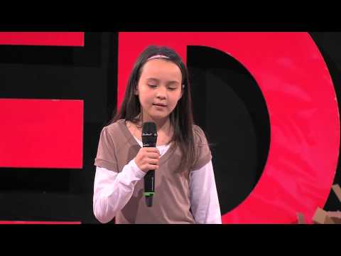 How I grew up on a boat | Aurora Ulani Jacobsen | TEDxTUHH