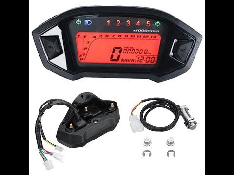 Sambo Digital Speedometer