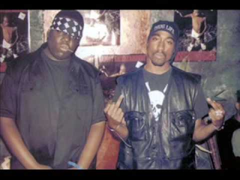 Notorious B I G feat 2pac died in your arms tonight (Remix By DJ Daddy)